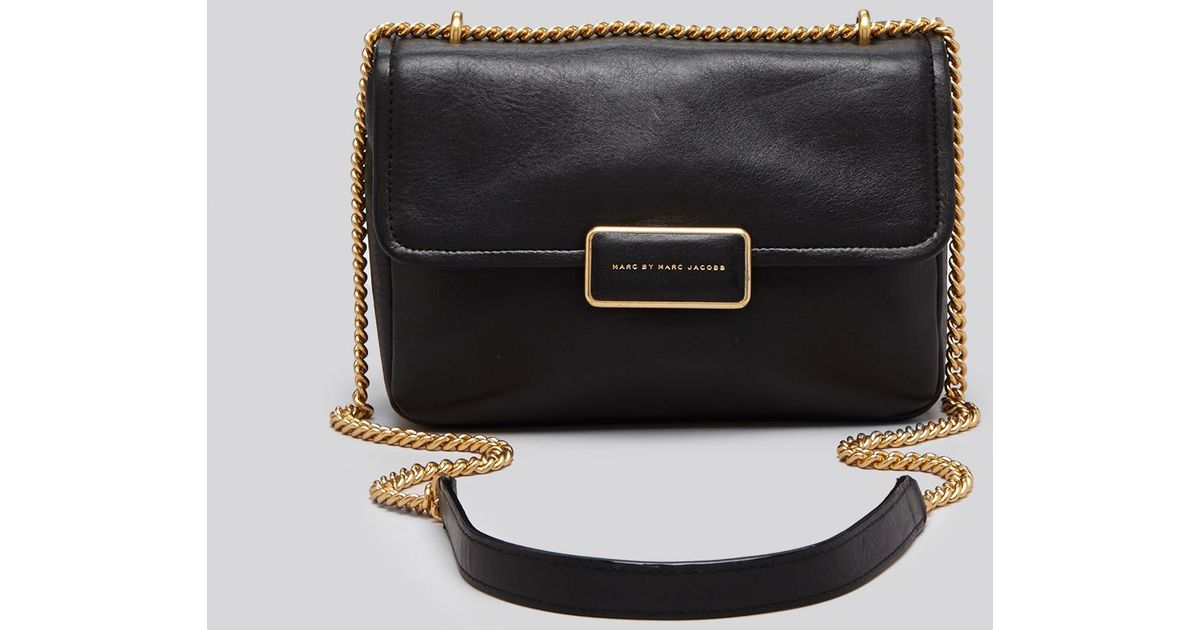 4c2a73c4ee72 Lyst - Marc By Marc Jacobs Crossbody - Rebel 24 in Black