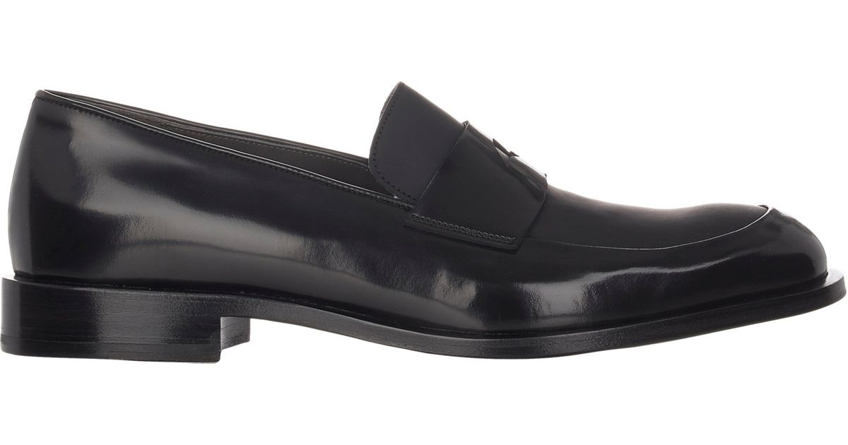 ee174b925a8 Lyst - Robert Clergerie Robert-mc Penny Loafers in Black for Men