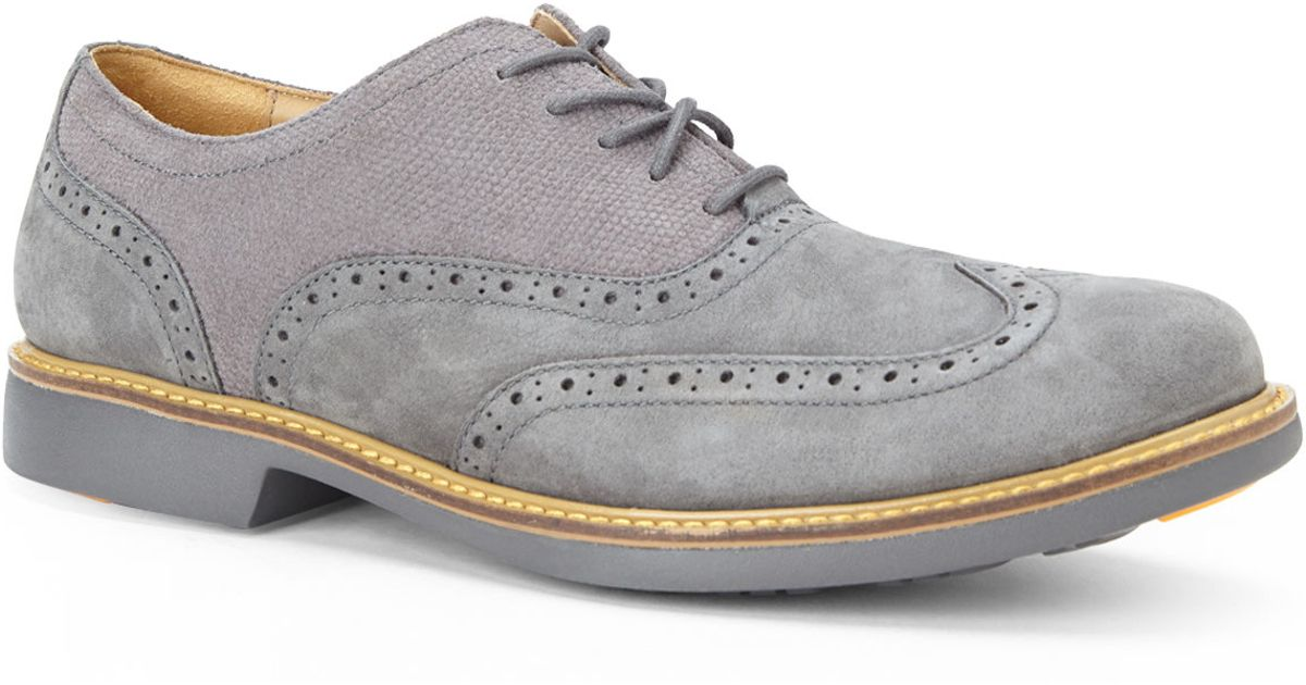 Cole Haan Suede Brogue Oxfords w/ Tags buy cheap brand new unisex 1OFak