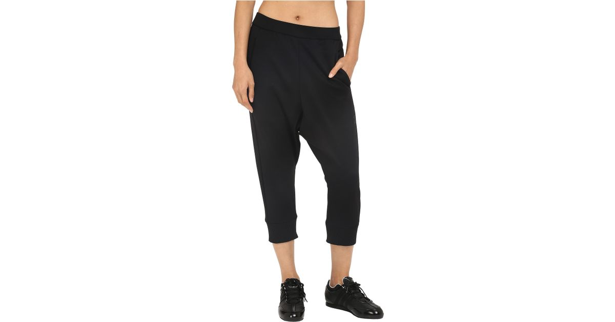 588c446e5f733 Lyst - Y-3 W Track Pants in Black