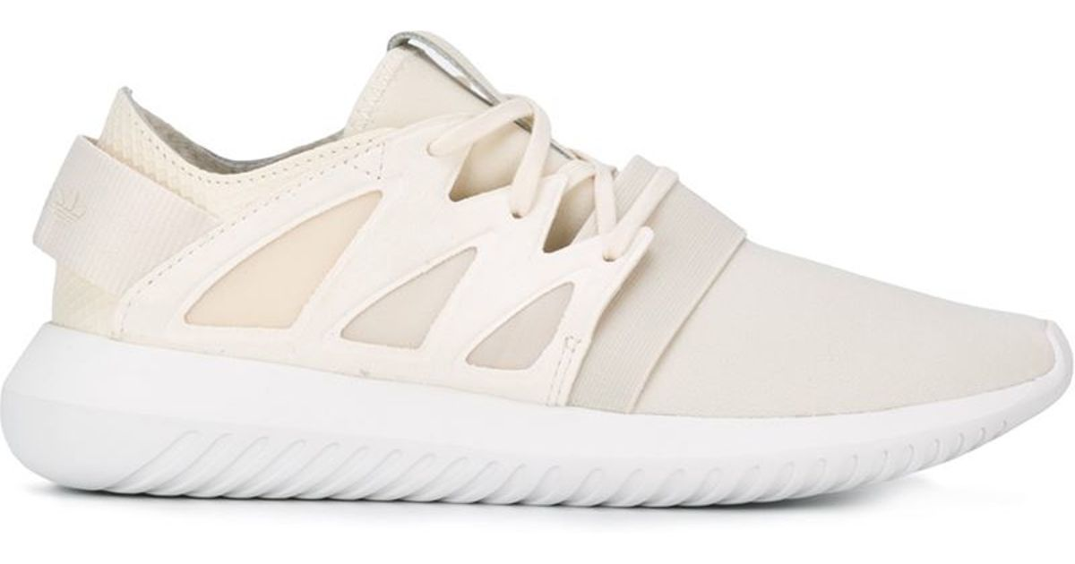 ... new zealand lyst adidas originals tubular viral sneakers in natural  8bb94 57bba 67b2c740e