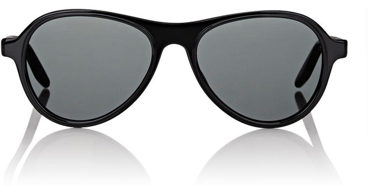 Barton Perreira Men\'s Giovanni Sunglasses in Black for Men - Lyst