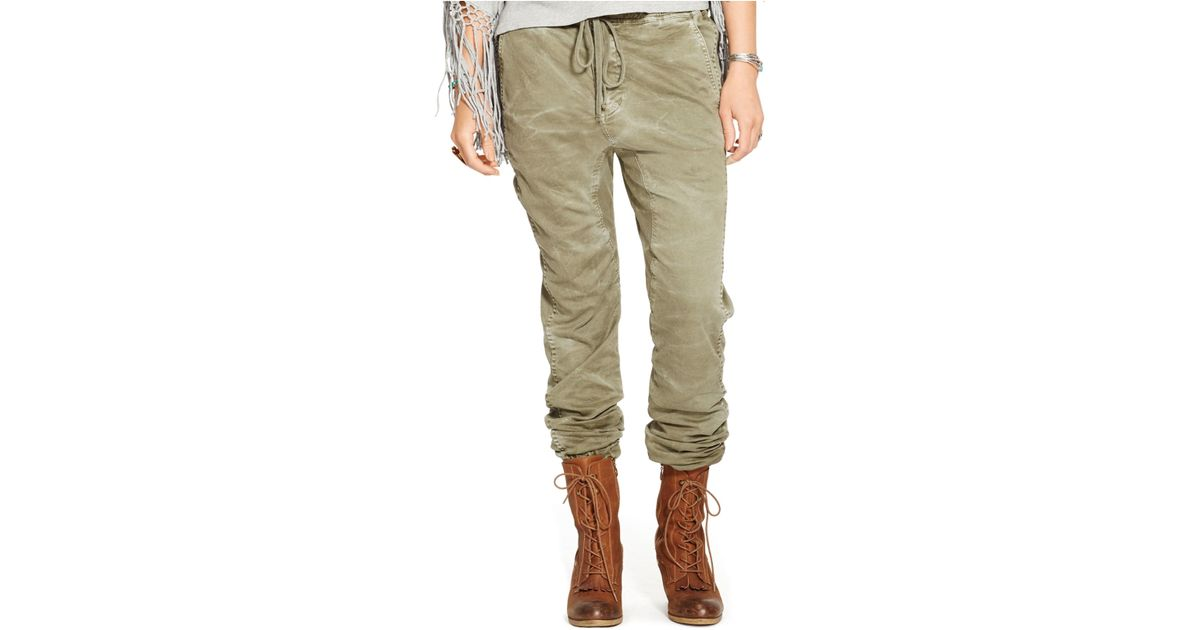 cba6e90e4 Lyst - Denim & Supply Ralph Lauren Relaxed-fit Chino Pants in Green