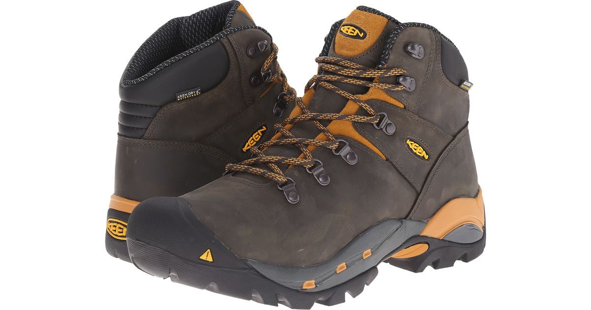 Keen Utility Cleveland Soft Toe For Men Lyst