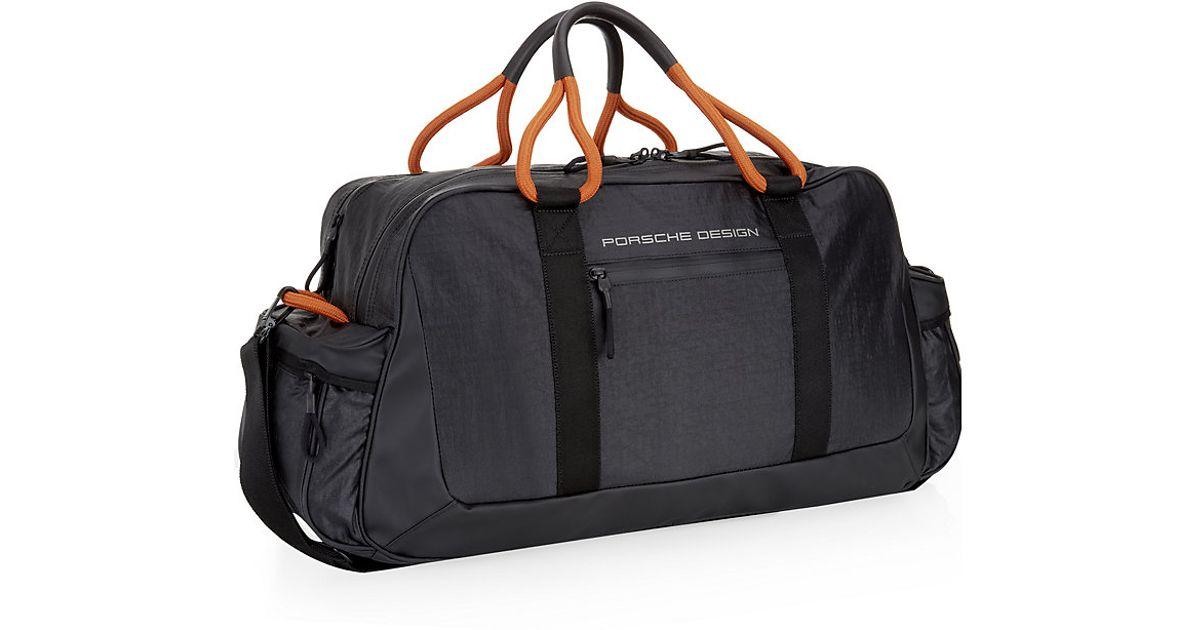 Porsche Design Large Team Bag in Orange for Men - Lyst 287193db3b594