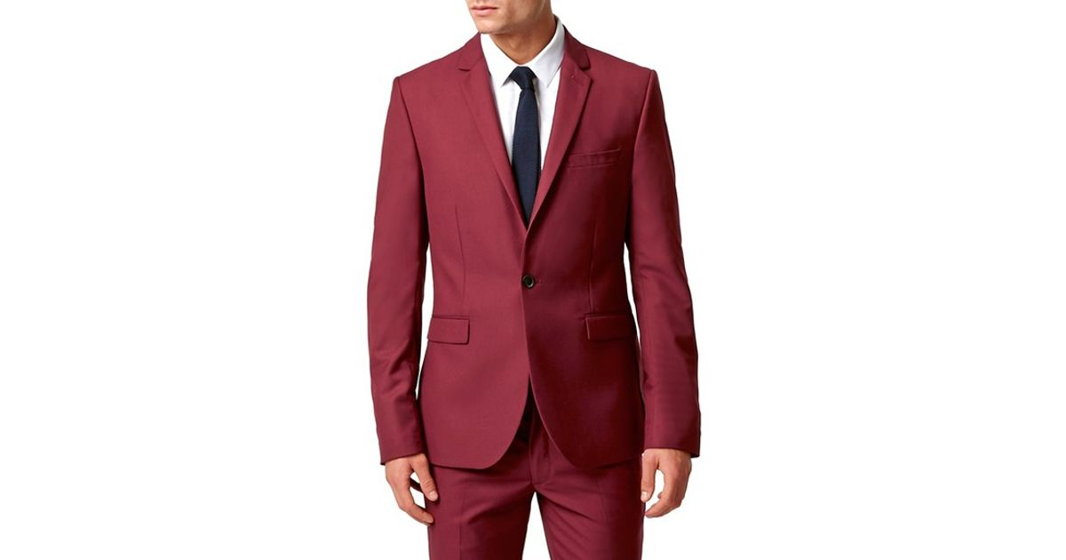 Innovative  Wearing A Burgundy Pant Suit Leather Shoes With Buc  Pinteres