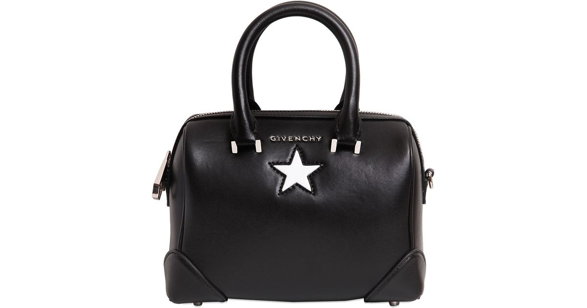 f0abed0e0ee Lyst - Givenchy Micro  lucrezia  Tote in Black