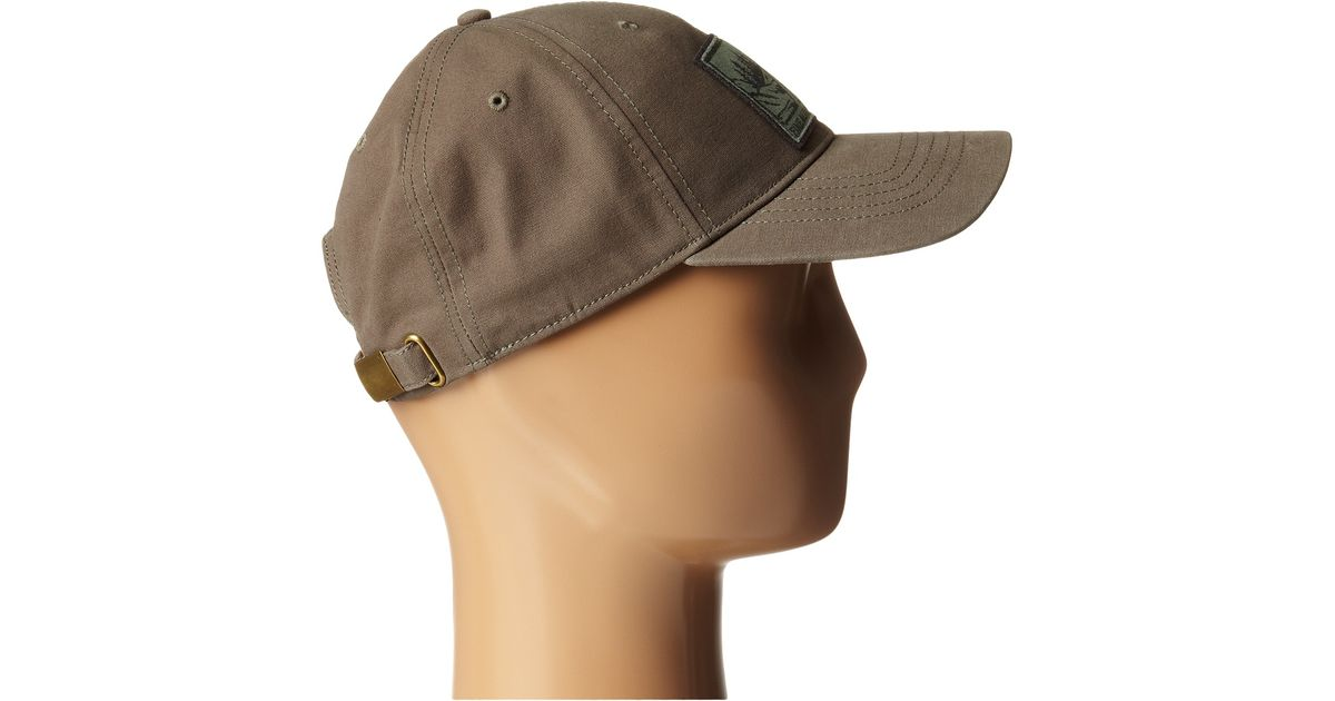 4cf6ec0137c Lyst - The North Face Canvas Work Ball Cap in Gray for Men
