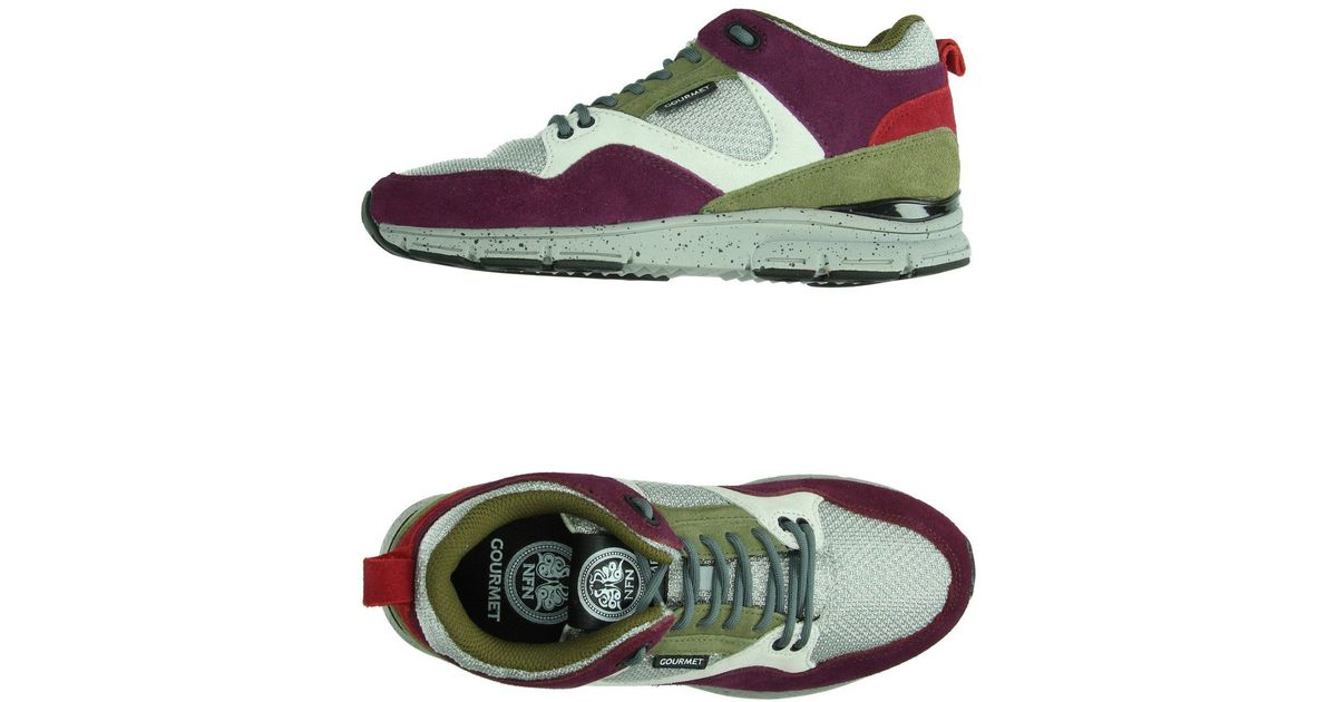 Chaussures - Bas-tops Et Chaussures De Sport Gourmet MDkK0Ia9y