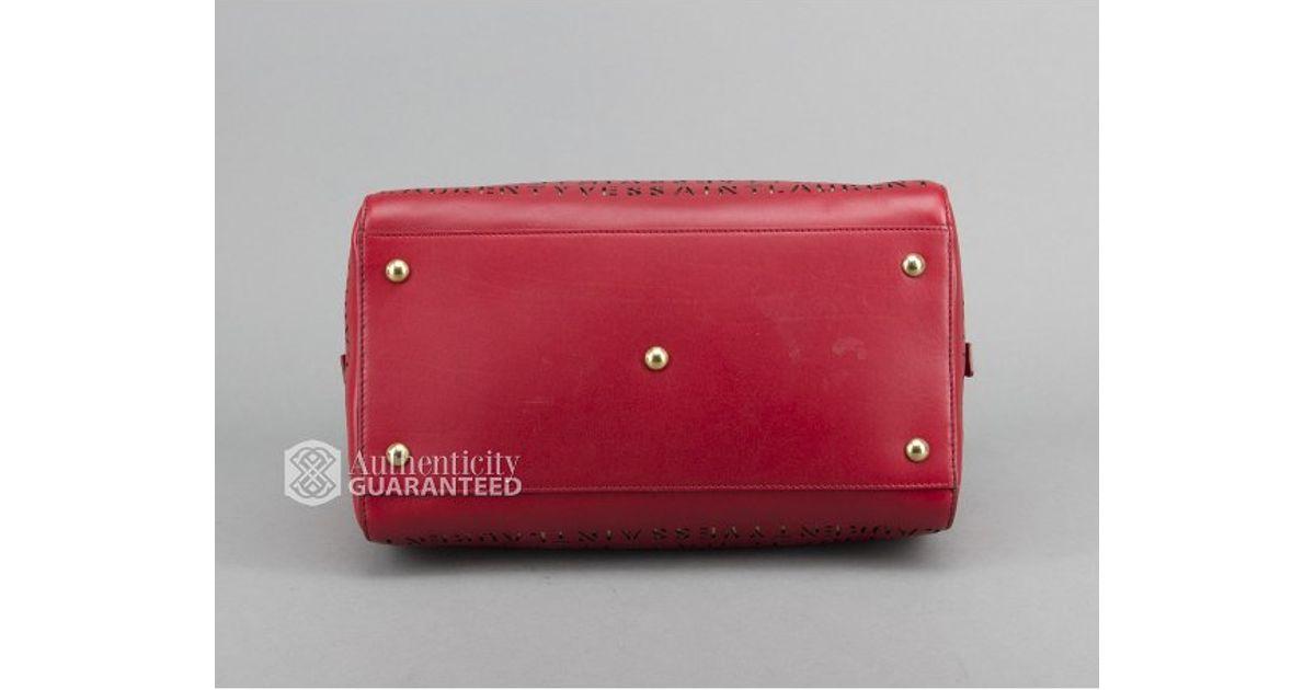 ysl bags for sale - Saint laurent Pre-owned Yves Saint Laurent Color Block Borsa ...