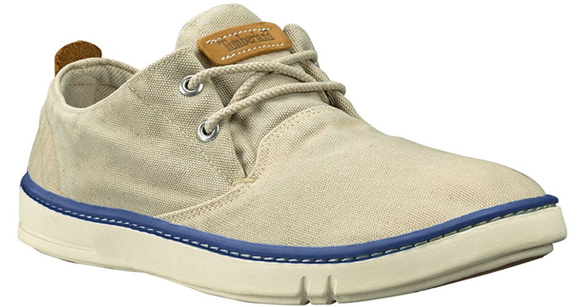 Timberland Natural Earthkeepers; Hookset Handcrafted 2 Eye Oxford for Men Lyst