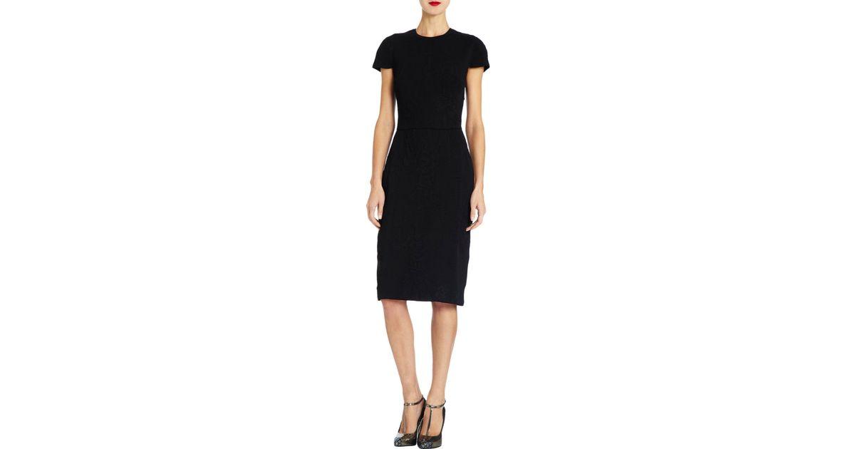 a8f856fe7d4e Fendi Black Knit Dress – Little Black Dress