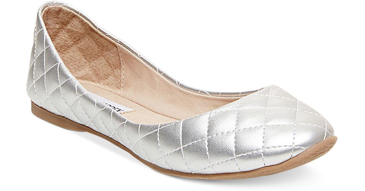 38717102351 Steve Madden Quilted Ballet Flats - Best Quilt Grafimage.co