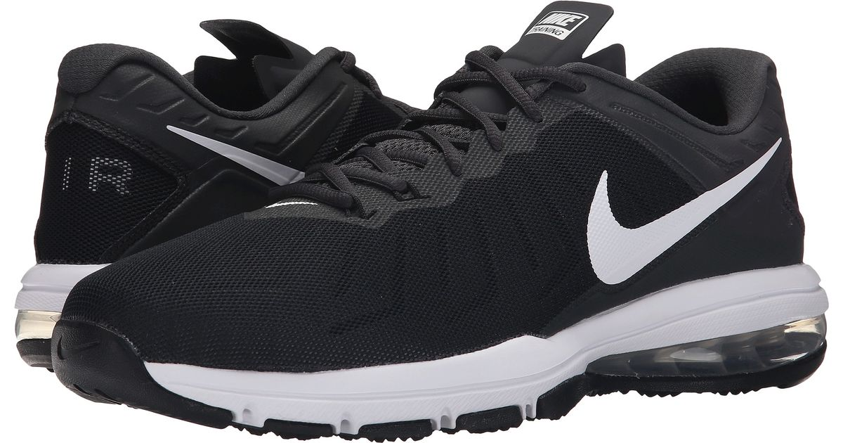 Lyst - Nike Air Max Full Ride Tr in Black for Men 905b4969d74e