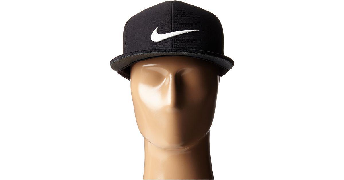 637c28cb9dc ... Lyst - Nike True Tour Cap in Black outlet store 18feb fd6b9 ...