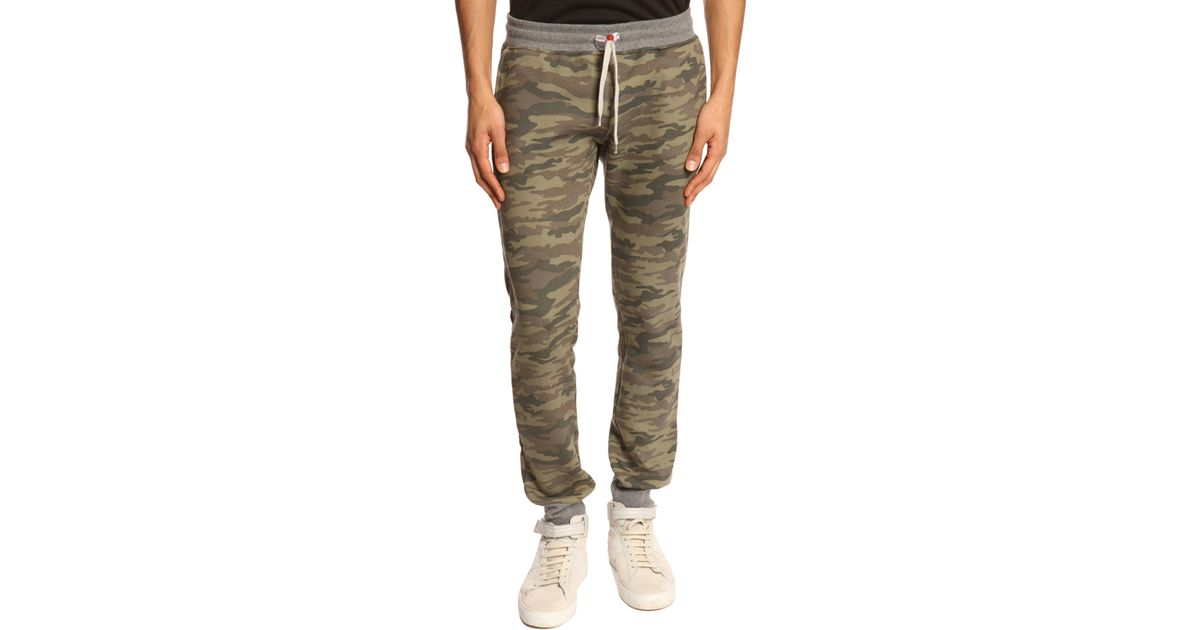 Brilliant  Camo Leg Sweatpants For Men Streetmen Jogger Pants Men Joggers Women