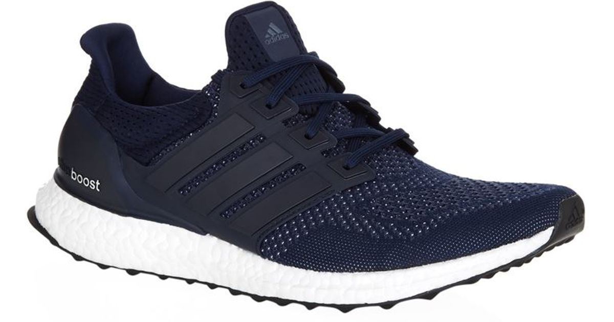 4e8a7f84f645 Adidas Ultra Boost Trainer in Blue for Men - Lyst