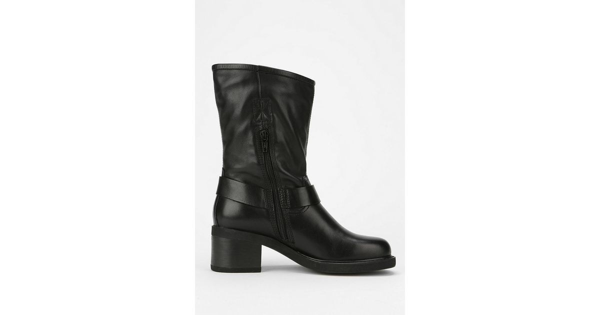 6195e75d00 Lyst - Urban Outfitters Vagabond Wichita Harness Boot in Black