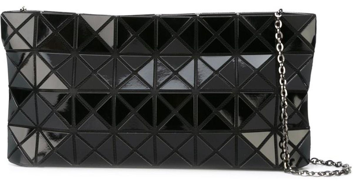 a5b05b5f1f24 Bao Bao Issey Miyake  prism Basic  Crossbody Bag in Black - Lyst