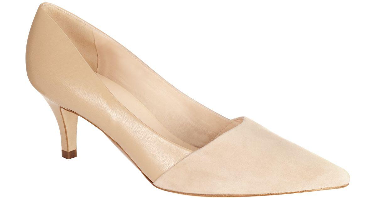 Peter Kaiser Semitara Mid Heeled Stiletto Court Shoes