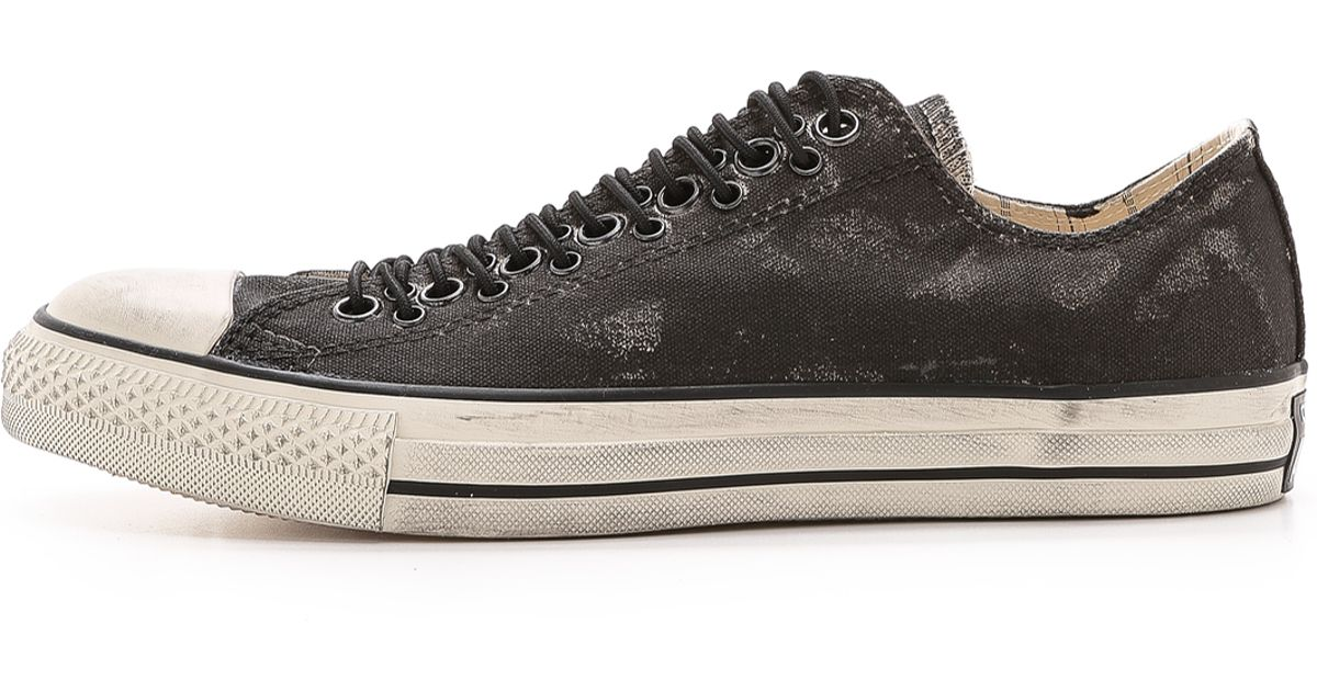 af3cdf19ef2b ... best price lyst converse all star multi eyelet sneakers in black for  men 97839 3ff54