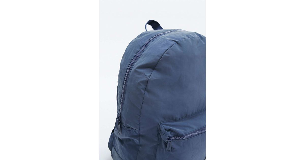 Herschel Supply Co. Day night Packable Daypack Navy Reflective Backpack in  Blue for Men - Lyst b057355ec5668
