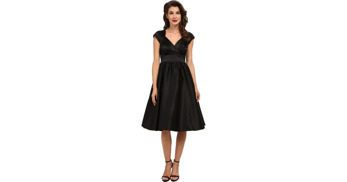 7eb70a71416d Stop Staring! Graciela Swing Dress in Black - Lyst