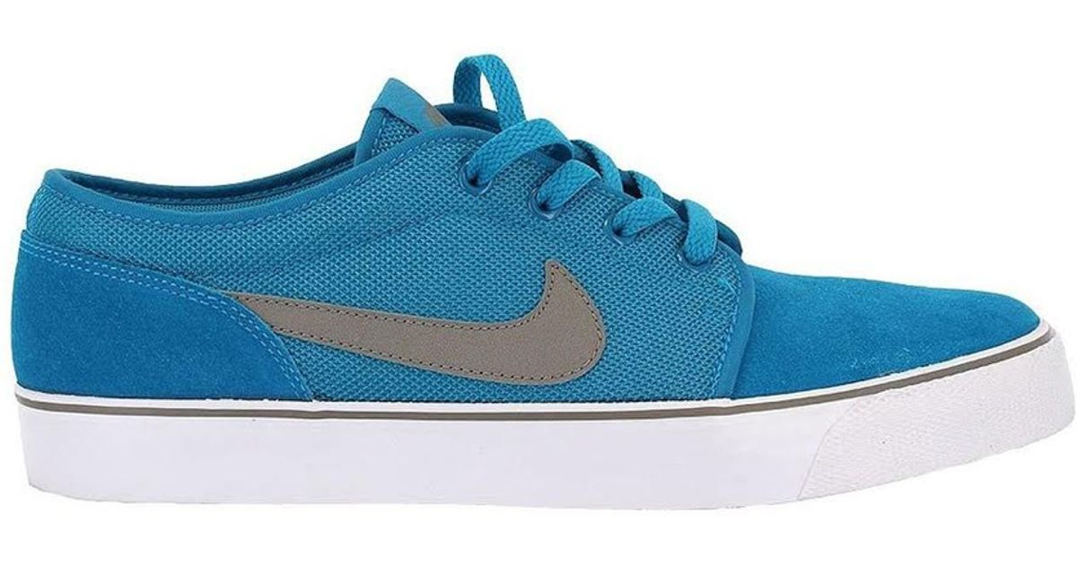 separation shoes 18b15 25c78 Lyst - Nike Toki Low in Blue for Men