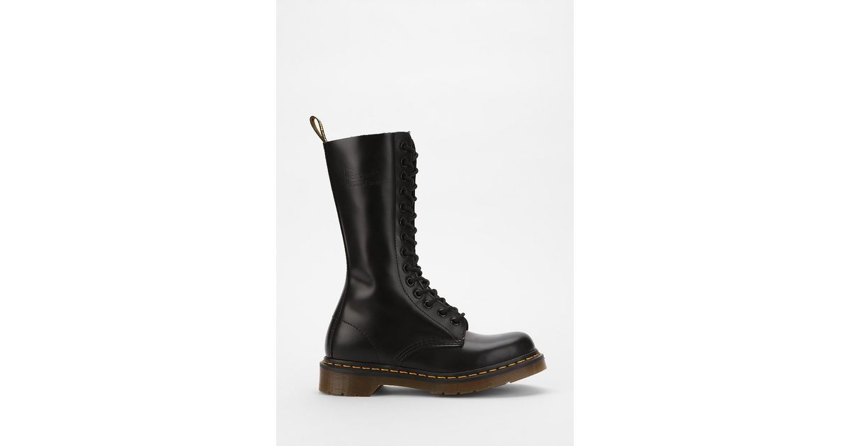 588c26b629db2 Lyst - Dr. Martens 1914 14-eye Boot in Black