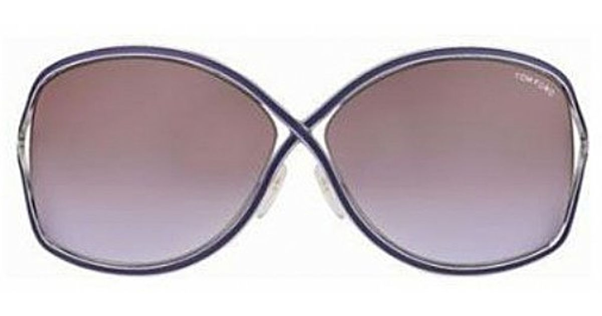 757419384e Lyst - Tom Ford Ft0179 Rickie 81z in Purple