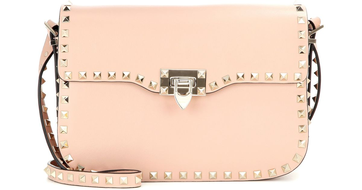 Valentino Rockstud Medium Shoulder Bag qc7bfCDFYe
