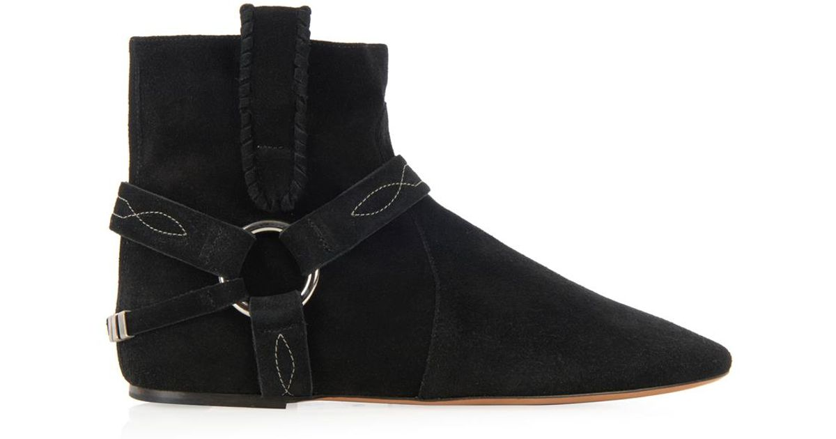 Isabel Marant Étoile 'dicker' Boots - Black 2a5oDF3u