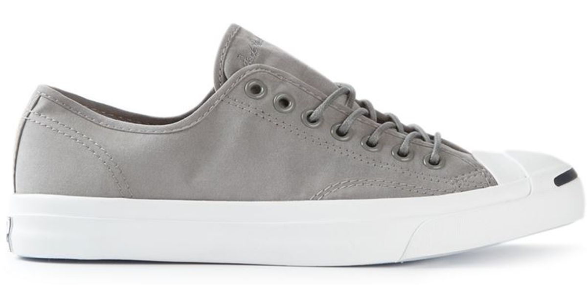 d5ae1d785315 low cost lyst converse jack purcell signature sneakers in gray for men  cbfaa 2abf5