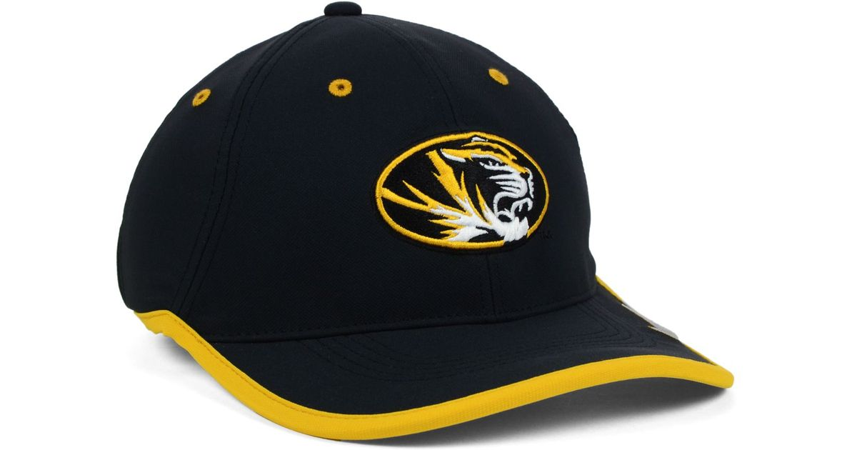 a8c34307 Nike Missouri Tigers Coaches Cap in Black for Men - Lyst