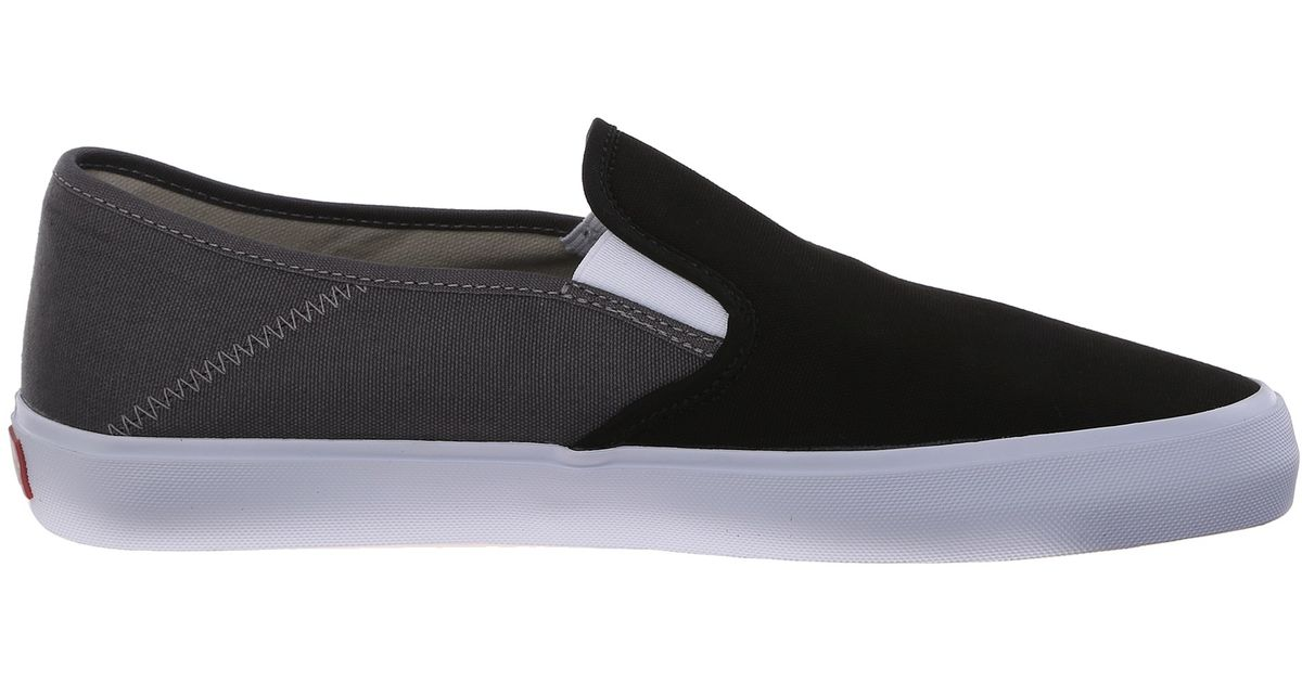 Lyst - Vans Slip-on Sf in Black for Men