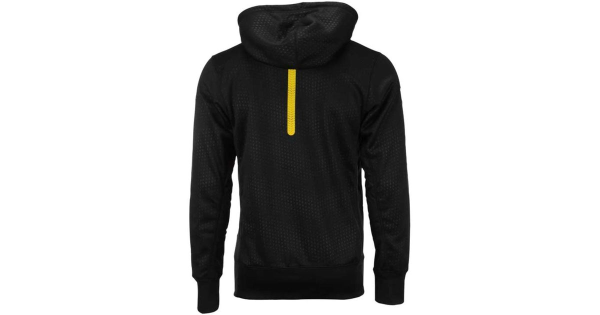san francisco 7d002 40ef5 Nike Black Men's Pittsburgh Steelers Sideline Ko Fleece Hoodie for men