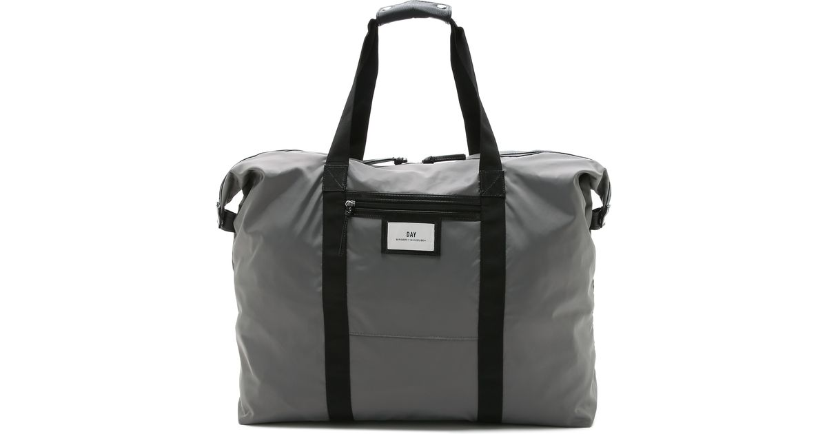 63d7887e1aa Day birger et mikkelsen Day Gweneth Weekend Bag - Kohl in Gray
