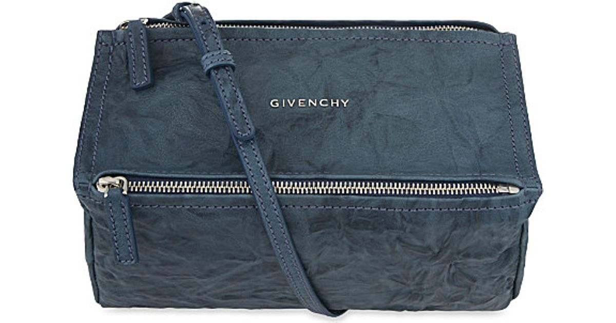Givenchy Blue Givenchy Clutch