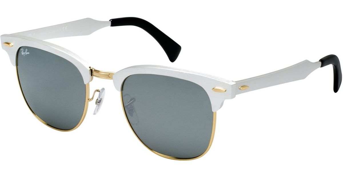 Ray-ban sunglasses by luxottica