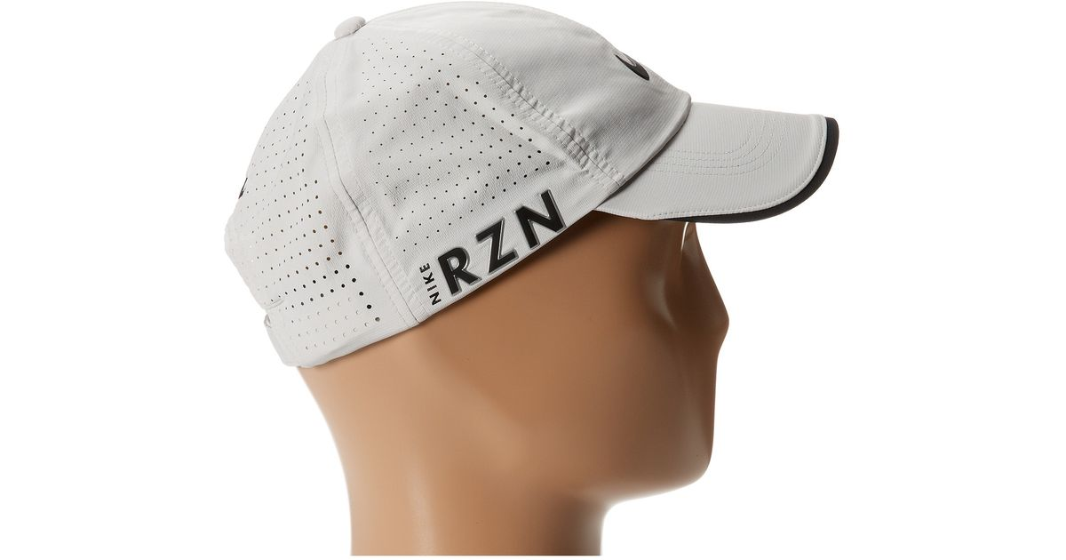 Nike - White Tour Perforated Cap for Men - Lyst a36e94a13b7