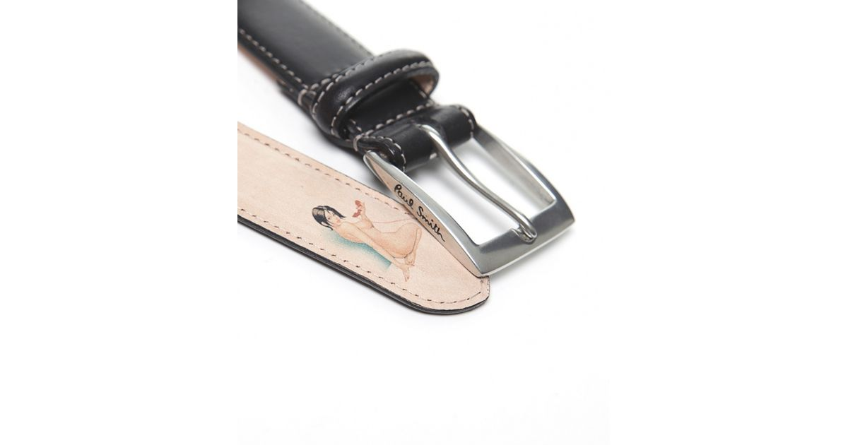 Paul smith naked lady belt - Excellent porn