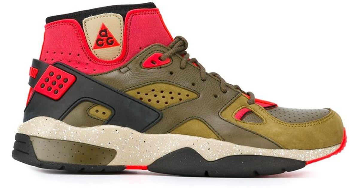 the best attitude 9e8c3 e9153 Lyst - Nike  air Mowabb Og  Sneakers in Black for Men
