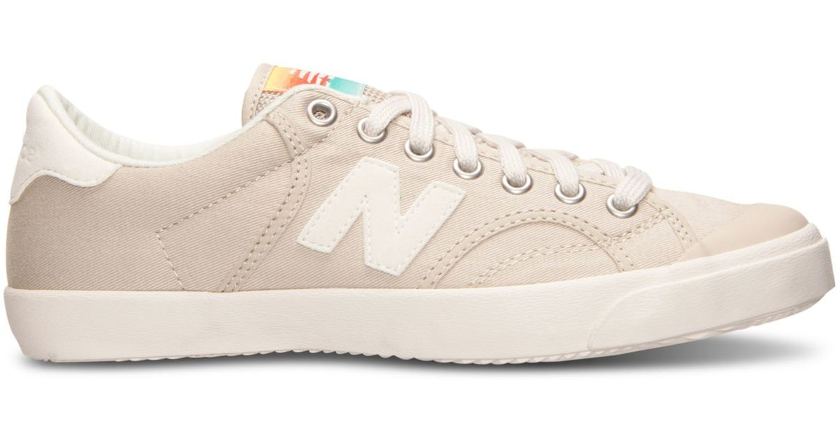 Lyst - New Balance Women's Pro Court Cruisin' Casual Sneakers From Finish  Line in Gray