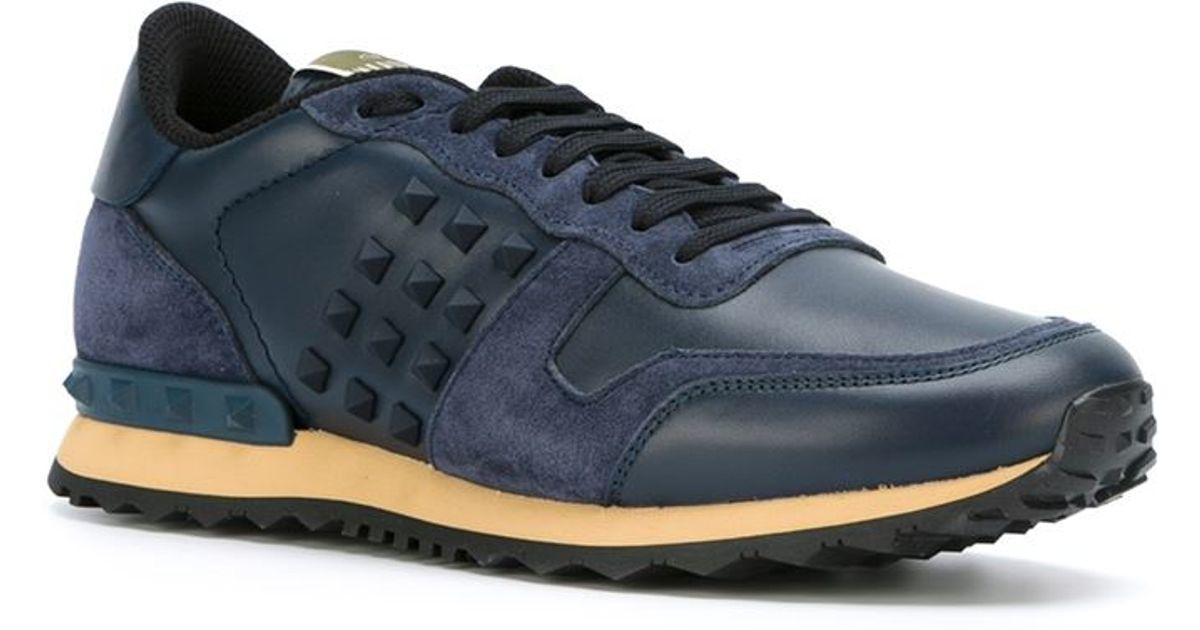 Valentino Garavani Rockrunner sneakers - Blue Valentino FQYHiFhf