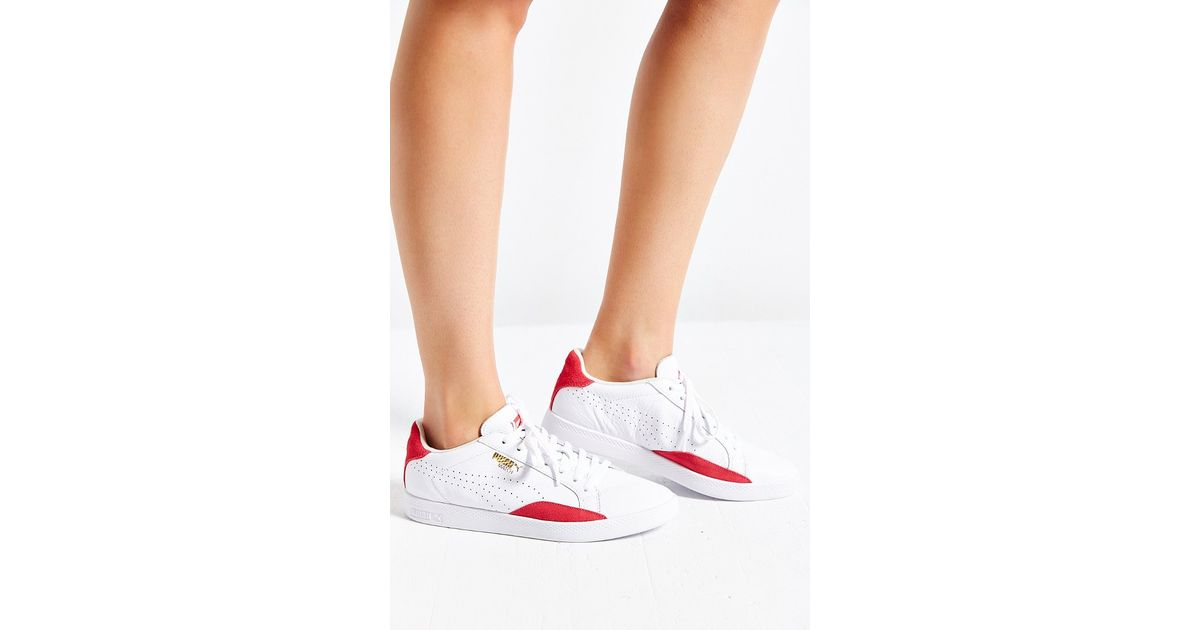 clearance cheapest price Puma Leather Low-Top Sneakers with paypal sale 2014 new 5penW