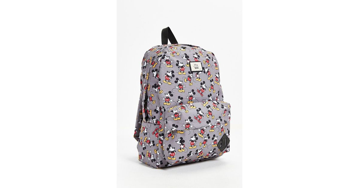 97920d3b70 Vans Disney Old Skool Ii Backpack in Gray for Men - Lyst