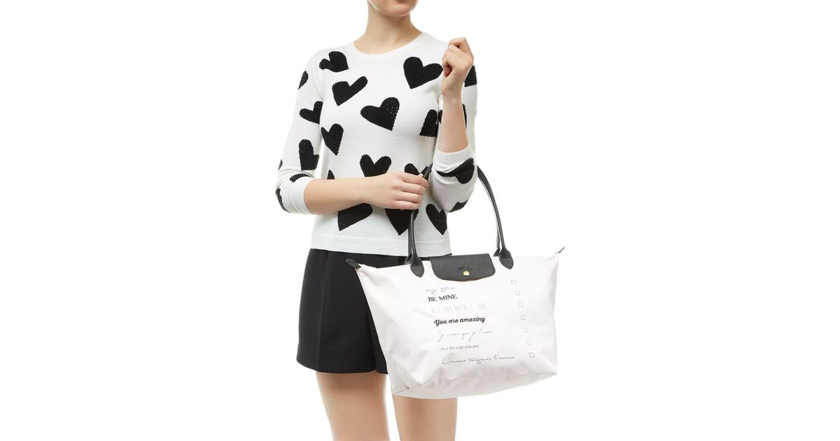 Longchamp Valentine