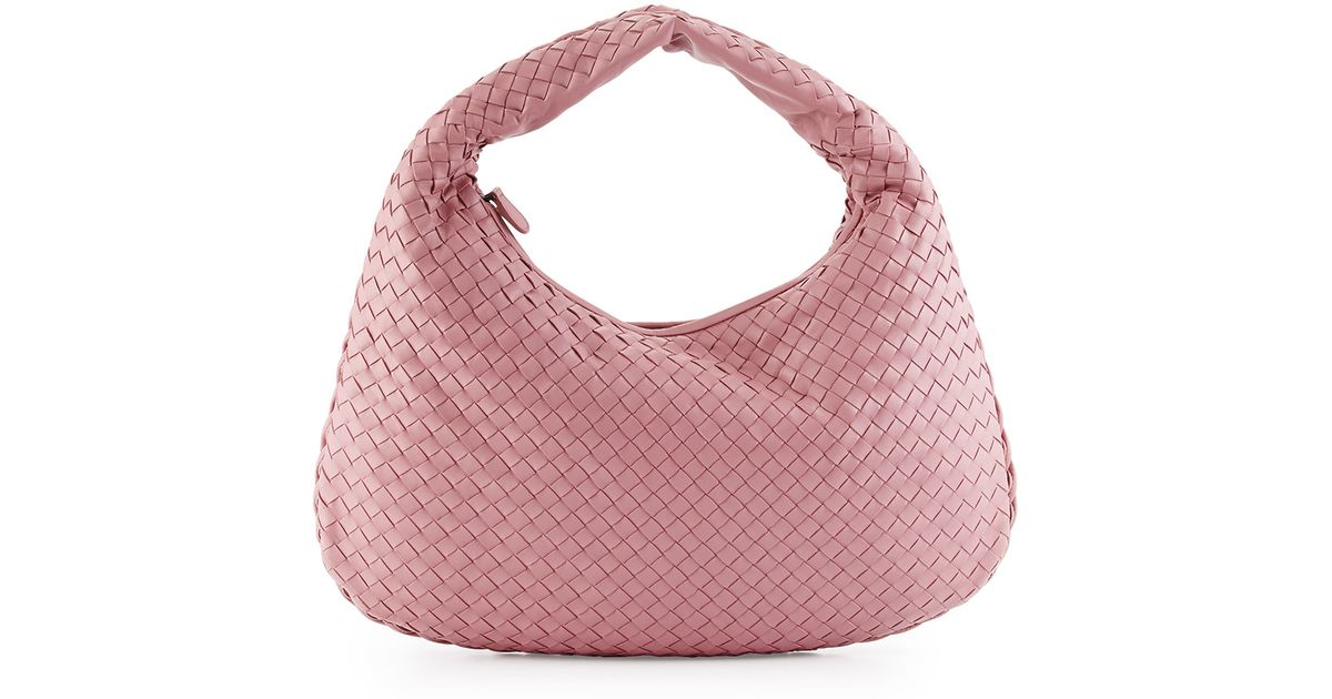 Bottega veneta Veneta Medium Sac Hobo Bag in Pink - Save 17% | Lyst