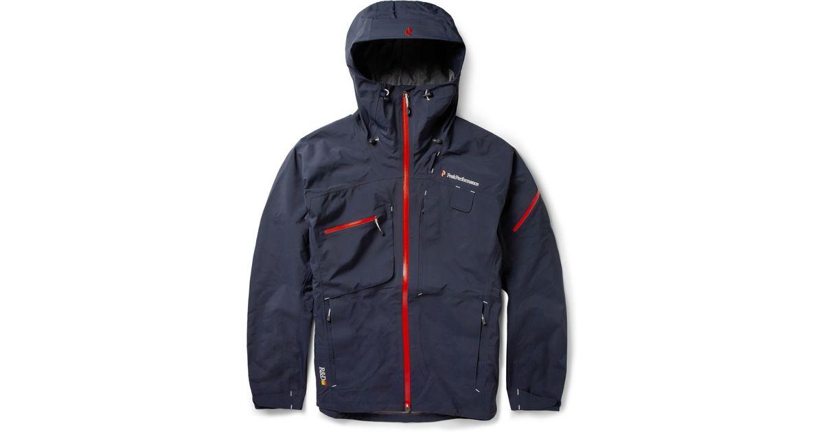 4b822726a5 Peak performance heli alpine skiing jacket in blue for men lyst jpeg  1200x630 Peak performance ski