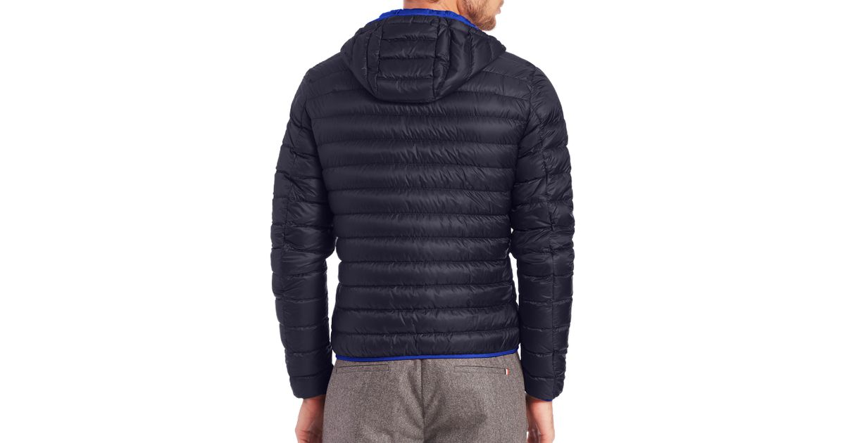 1f641f98f Lyst - Moncler Mir Puffer Jacket in Blue for Men
